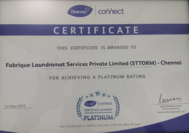 Acetech Group Sttorm Laundry